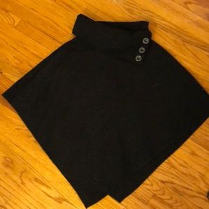 Black Cape all size purchased in Berlin!Never worn